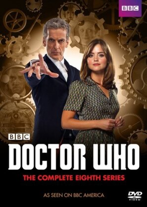 Doctor Who - Series 8 (BBC, 5 DVDs)