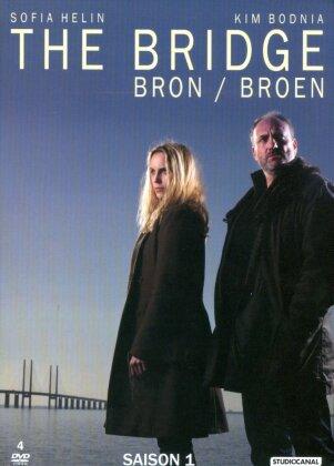 The Bridge - Bron / Broen - Saison 1 (BBC, 4 DVD)