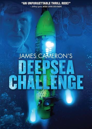 James Cameron's Deepsea Challenge (2014) (Collector's Edition)