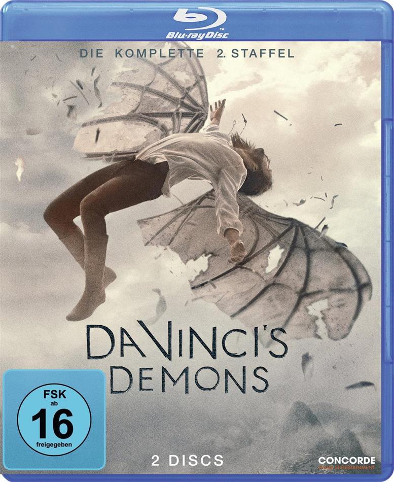 Da Vinci's Demons - Staffel 2 (2 Blu-rays)