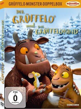 Der Grüffelo / Das Grüffelokind (2 DVDs)