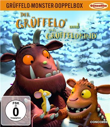 Der Grüffelo / Das Grüffelokind - Grüffelo-Monster-Doppelbox (2 Blu-rays)
