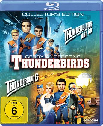 Thunderbirds are go / Thunderbirds 6 (Collector's Edition)