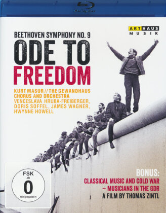 Gewandhausorchester Leipzig & Kurt Masur - Beethoven - Symphony No. 9 - Ode to freedom (Arthaus Musik)