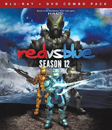 Red vs. Blue - Season 12 (2 Blu-rays)