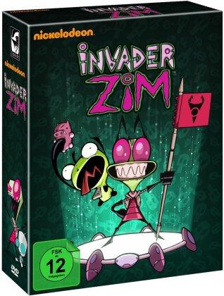 Invader Zim - Die komplette Serie (Limited Edition, 8 DVDs)