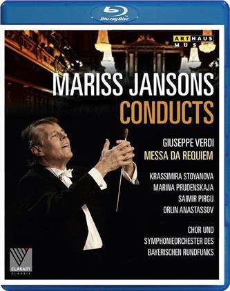 Bayerisches Rundfunkorchester, Mariss Jansons, … - Verdi - Messa da Requiem (Arthaus Musik, BR Klassik)