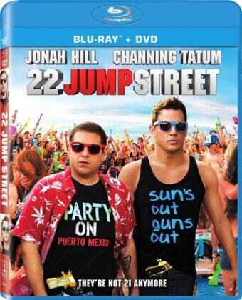 22 Jump Street (2014) (Blu-ray + DVD)