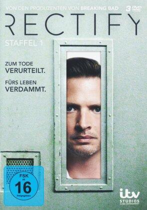 Rectify - Staffel 1 (3 DVDs)