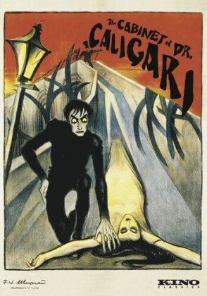 The Cabinet of Dr. Caligari (1920) (s/w)