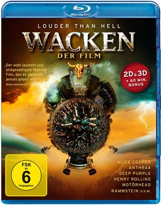Various Artists - Wacken 3D - Der Film
