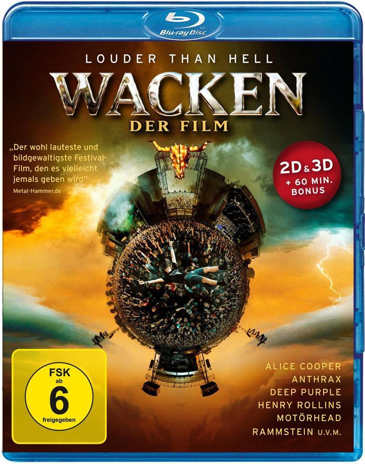 Various Artists - Wacken 3D - Der Film
