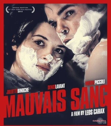 Mauvais sang (1986) (Special Edition, 2 Blu-rays)