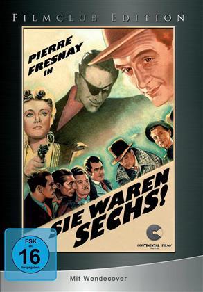 Sie waren Sechs (1941) (Filmclub Edition, Limited Edition, s/w)