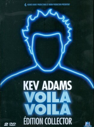 Kev Adams - Voilà voilà (Collector's Edition, 2 DVD)