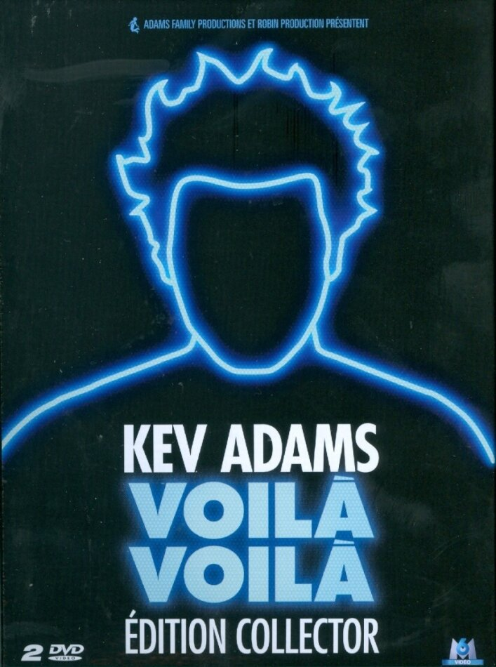 Kev Adams - Voilà voilà (Collector's Edition, 2 DVDs)