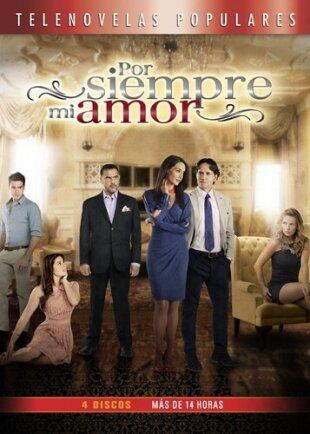 Por Siempre Mi Amor (4 DVDs)