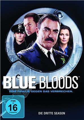Blue Bloods - Staffel 3 (6 DVDs)