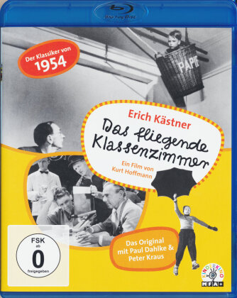 Das fliegende Klassenzimmer - Erich Kästner (1954) (s/w)