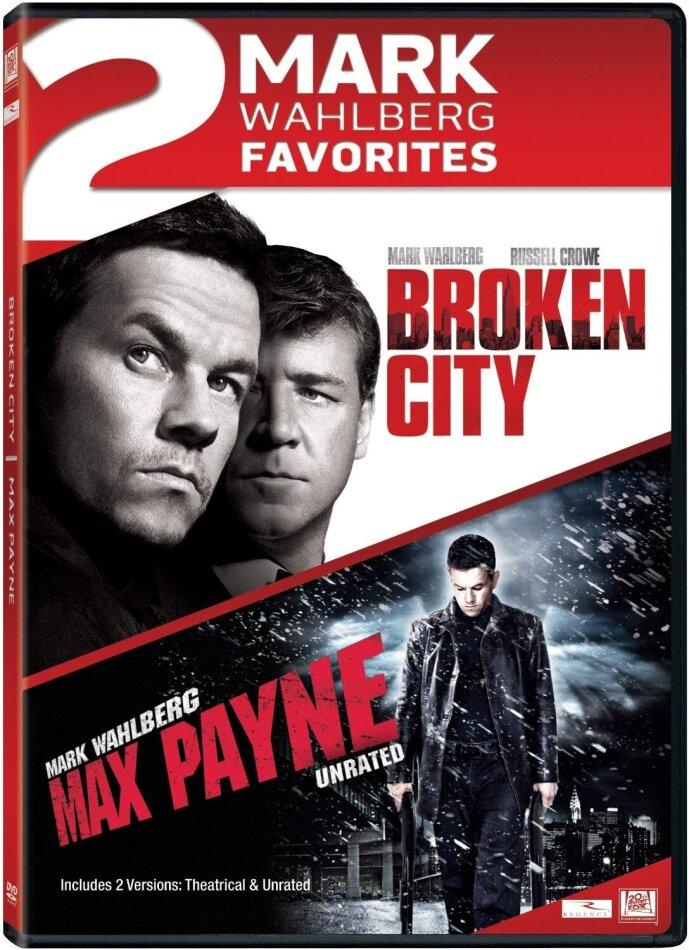Broken City 2013 Max Payne 2008 2 Mark Wahlberg Favorites
