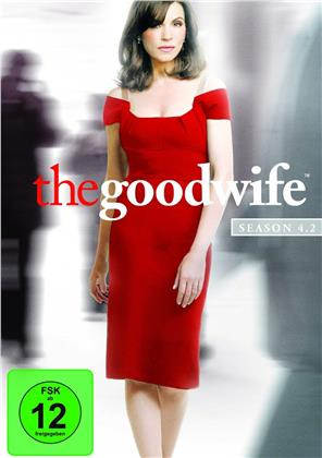 The Good Wife - Staffel 4.2 (3 DVDs)