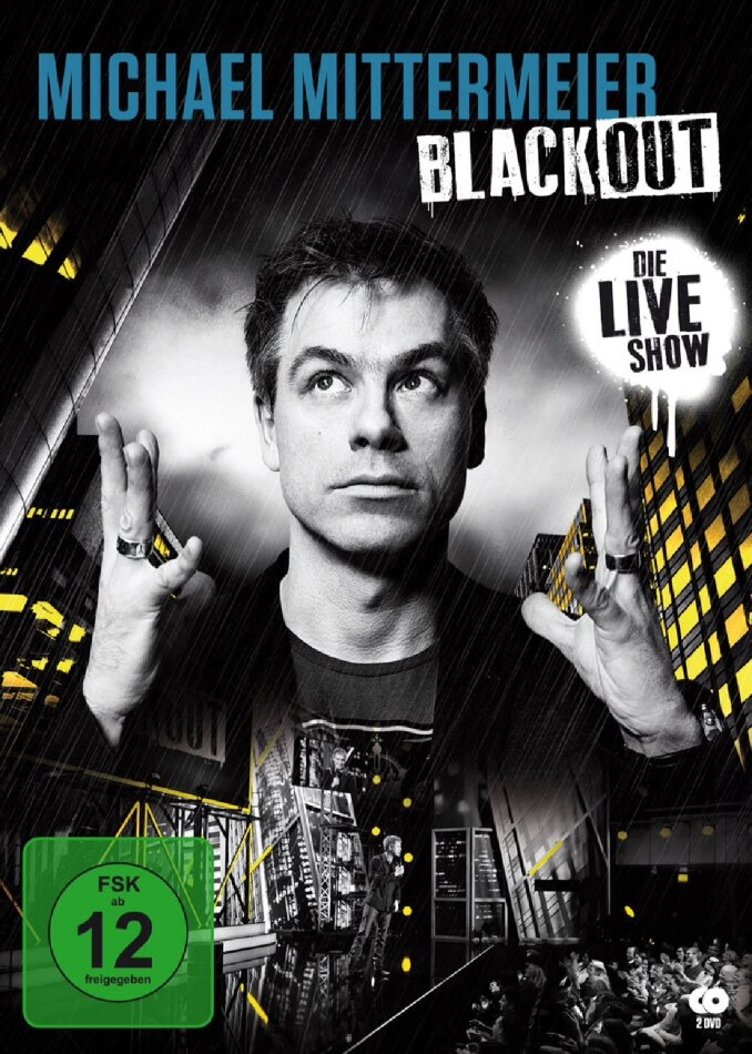 Michael Mittermeier - Blackout - Die Live Show (Limited Edition, 2 DVDs)
