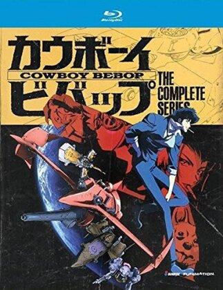 Cowboy Bebop - The Complete Series (4 Blu-rays)