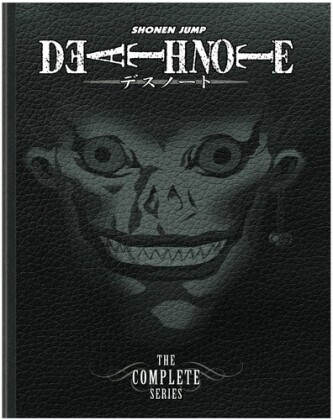 Death Note - The Complete Series (Collector's Edition, 9 DVDs)