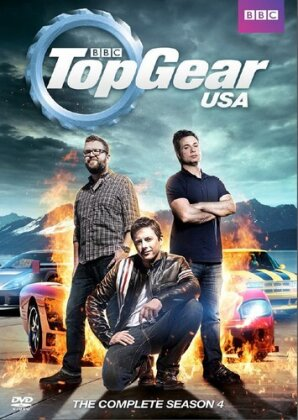 Top Gear USA - Season 4 (5 DVDs)