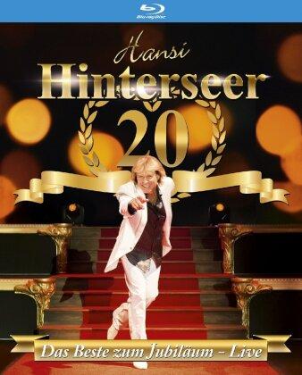 Hansi Hinterseer - Das Beste zum Jubiläum - Live