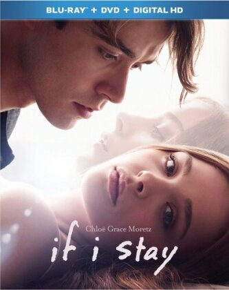 If I Stay (2014) (Blu-ray + DVD)