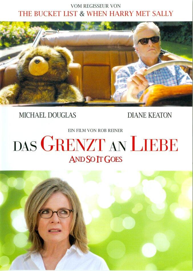 Das grenzt an Liebe (2014)