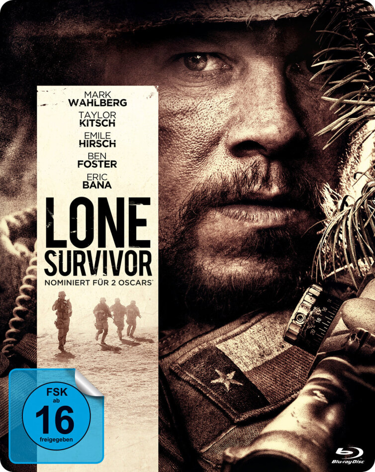 Lone Survivor (2013) (Limited Edition, Steelbook)