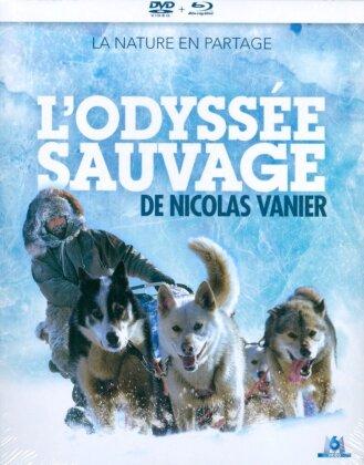 L'odyssée sauvage (2013) (Blu-ray + DVD)