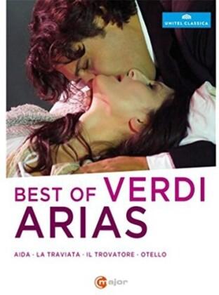 Orchestra Teatro Regio di Parma - Best of Verdi Arias (Unitel Classica, C Major)