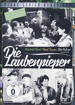 Die Laubenpieper - Die komplette Serie (Pidax Serien-Klassiker, s/w, 2 DVDs)