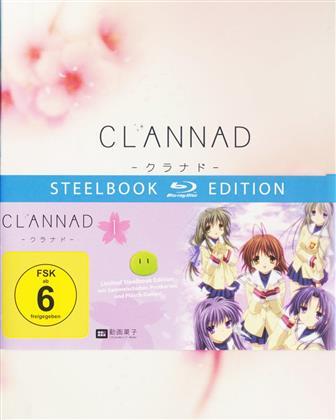Clannad - Staffel 1.1 (+ Sammelschuber, Limited Edition, Steelbook)