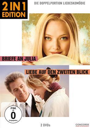Briefe an Julia / Liebe auf den zweiten Blick (2 in 1 Edition, 2 DVDs)