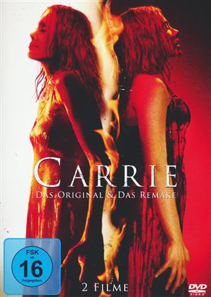 Carrie (1976) / Carrie (2013) (2 DVDs)