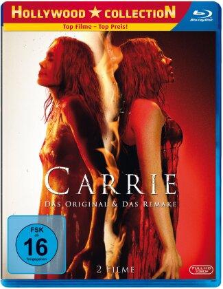 Carrie (1976) / Carrie (2013) (2 Blu-rays)