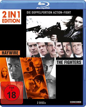 Haywire / The Fighters (2 in 1 Edition, 2 Blu-rays)