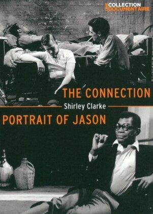 The Connection / Portrait of Jason (s/w, 2 DVDs)