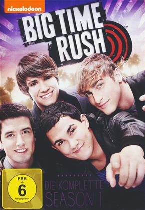 Big Time Rush - Staffel 1 (4 DVDs)