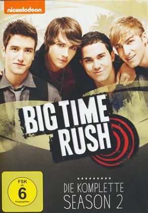 Big Time Rush - Staffel 2 (4 DVDs)