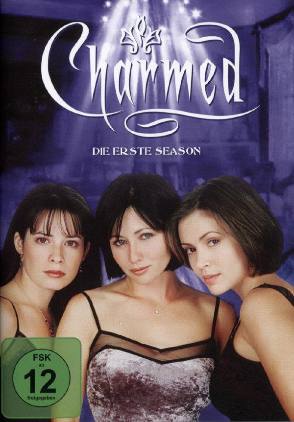 Charmed - Staffel 1 (6 DVDs)