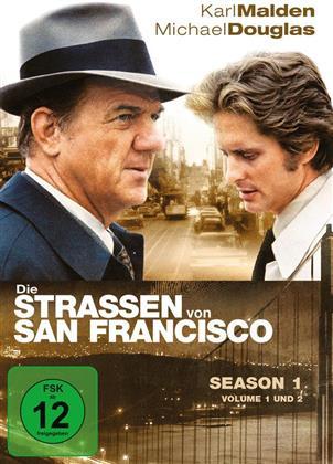 Die Strassen von San Francisco - Staffel 1 (8 DVDs)