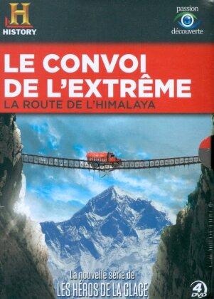 Le Convoi de l'extrême - La route de l'Himalaya - Saison 1 (4 DVDs)