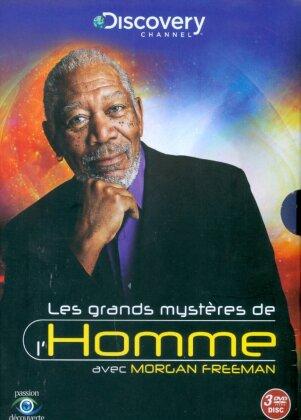 Les grands mystères de l'homme - avec Morgan Freeman (3 DVDs)