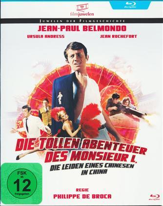 Die tollen Abenteuer des Monsieur L. (1965) (Filmjuwelen)