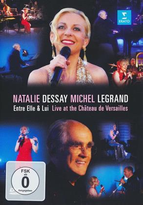 Natalie Dessay & Michel Legrand - Entre Elle & Lui - Live at the Château de Versailles (Erato)
